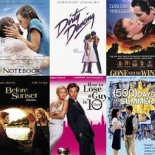 The best romantic movies