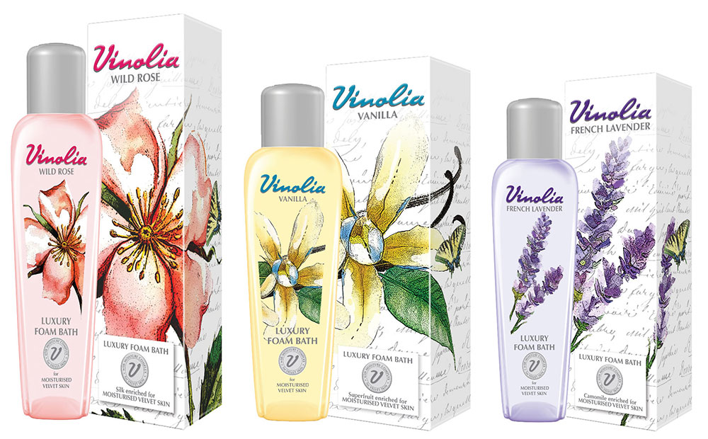 Win One Of Three Vinolia Hampers Worth R1 000 each!