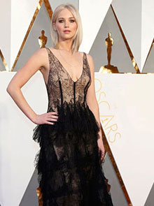 Oscars 2016: The Best Dresses On The Red Carpet