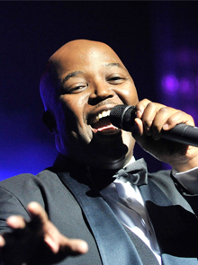 Celebrate Luther Vandross' Music With Tim Moloi