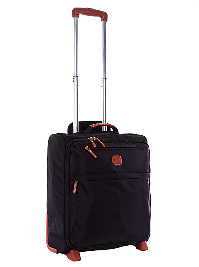 Win One Of Two Bric's X-Travel 50cm Trolley Cases, Valued At R3 999,99 Each