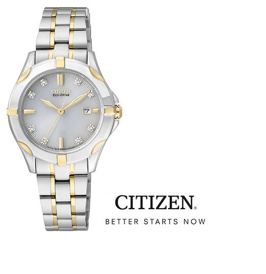 Win A Citizen Eco-Drive Diamond Timepiece Valued At R4 999