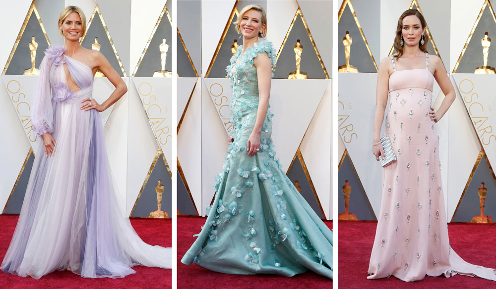 Oscars 2016: The Best Dresses On The Red Carpet | woman&home