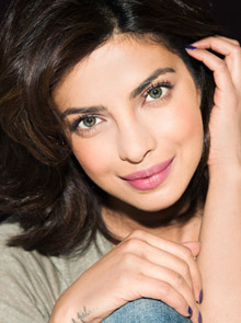 Priyanka Chopra Shares Her Top Beauty Secret