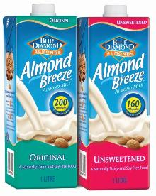 Win Six Months' Worth of Almond Breeze Almond Milk, Valued At R1250!