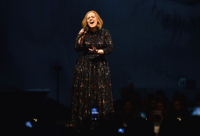 The Secret To Adele's Weight Loss – Chocolate And Wine?