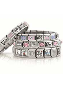 Win one of three nomination composable link bracelets with 18 links, worth r2 500 each!