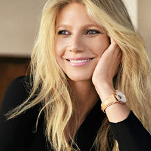 Gwyneth Paltrow On Her New Charity Campaign