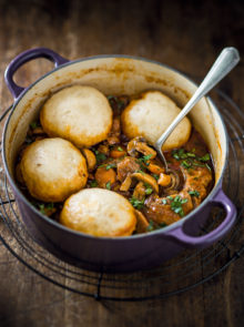 Zola Nene's beef stew and easy dumpling recipe