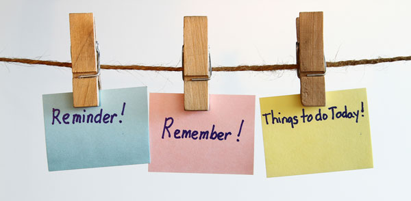 Lists-on-pegs to improve your memory