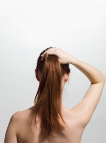 The 5 minute ponytail for every occasion