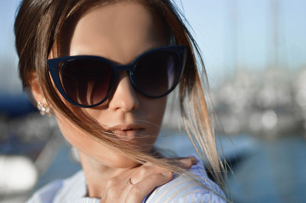 anti-ageing benefits of polarized sunglasses