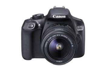 Canon Camera EOS1300D kit DC