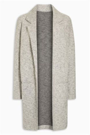 Cardi-coat