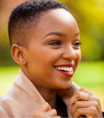 hairstyles for relaxed hair Nandi