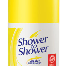 Win One Of Three Shower to Shower Hampers, Worth R1 000 Each!