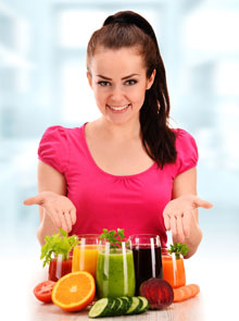 Juice Your Way To Better Health