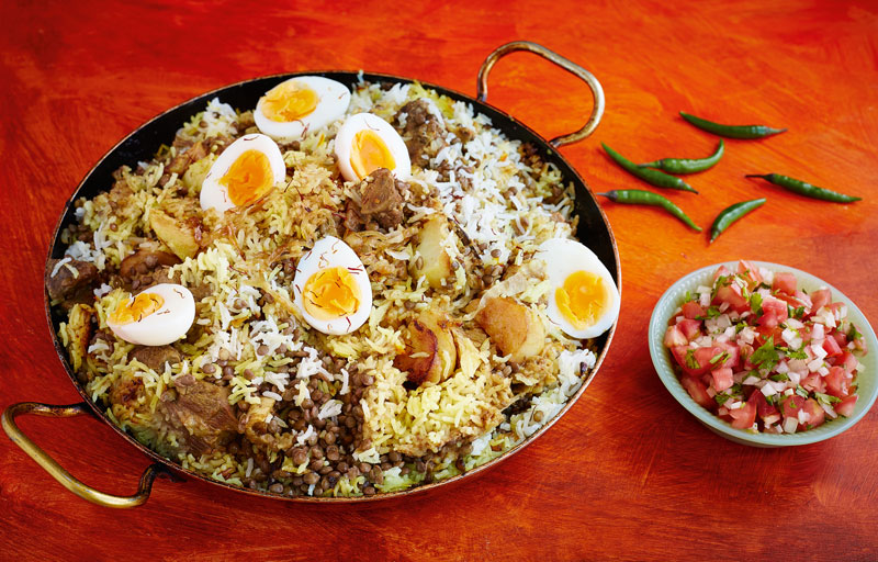 Lamb Biryani Recipe | woman&home