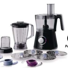 Win One of Three Philips Viva Collection Food Processors, Worth R1 400 Each!