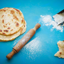 Cariema Isaacs's Cape Malay Roti Recipe