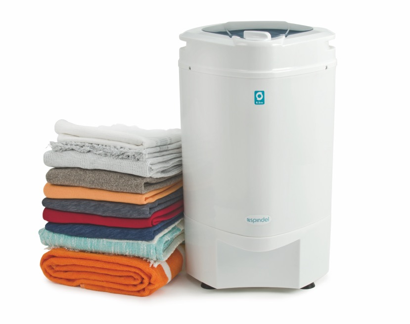 Win A 6,5kg Spindel Dryer, Worth R2 600!