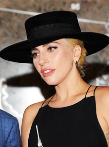 Movie Role, New Single And Cookbook For Lady Gaga