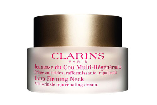 younger looking neck clarins