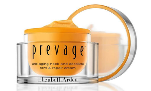 younger looking neck prevage