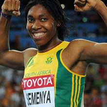 5 Fun Facts About Caster Semenya