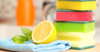 Useful tips on how to clean with lemons around the home. Image: iStock