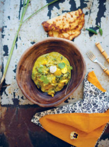 Jason Whitehead's Yellow Thai Curry Recipe