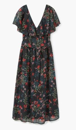 Mango-Floral-Dress