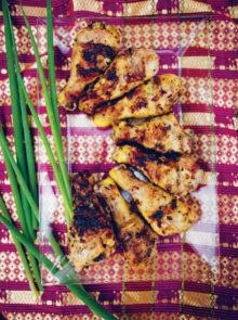 Sally-Ann Creed & Jason Whitehead's Wasabi Chicken
