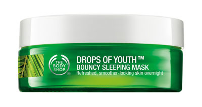 The Body Shop sleeping masks