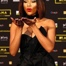 Bonang Matheba Shines Bright At The MAMAs