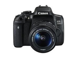 Win A Canon EOS 750D Camera And 18-55mm Lens, Valued At R11 000!