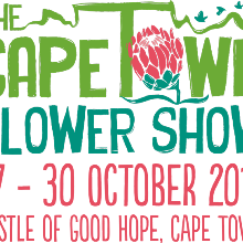 Win One Of Four Double Tickets To The Cape Town Flower Show, Worth R360 each!