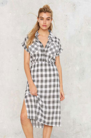nasty-gal-gingham-dresss