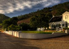 Win A One-Night Stay For A Couple At Rickety Bridge Wine Estate, Worth Over R4 000!