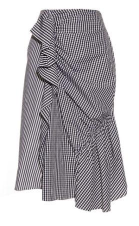 ruffled-skirt