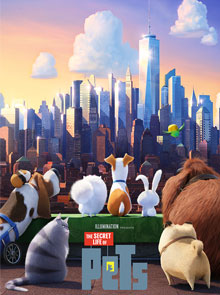 Now Showing: The Secret Life Of Pets