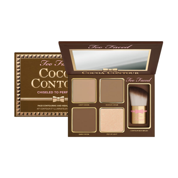 Best makeup products for your 30s: Too Faced Cocoa Contour Kit Including Brush, R850
