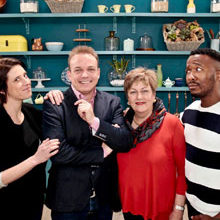 Meet The Great South African Bake Off Contestants