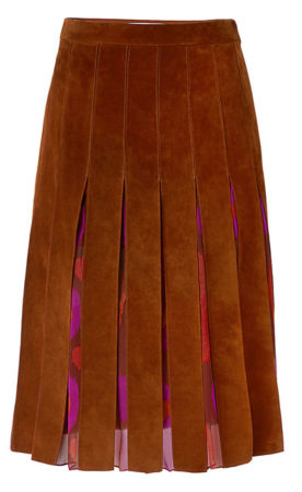 a-line-suede-skirt