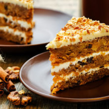 Chef Tjaart's Carrot Cake Recipe