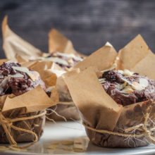Chef Tjaart's Chocolate & Almond Muffins Recipe
