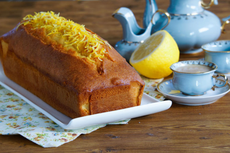 Chef Tjaart's Madeira Cake Recipe