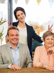 What We Love About The Great South African Bake Off