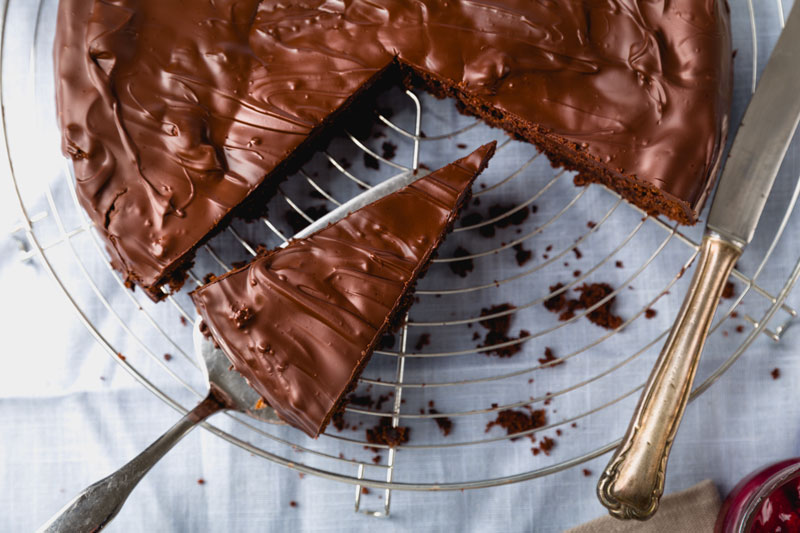 Chef Tjaart's Sachertorte Recipe