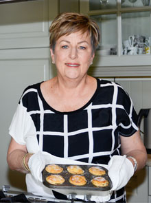Baking Tips From Shirley Guy